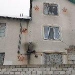 Трещина по фасаду